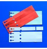 CombiCraft Bagagelabels met een ful colour eigen ontwerp bedrukking vanaf 10.000 stuks