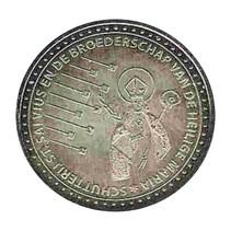 Gegoten munten edel zilver