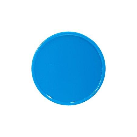 CombiCraft Kleinere Blanco munt in Ø23mm formaat 100 stuks in een paar kleuren  standaard verkrijgbaar