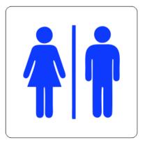 Algemeen toiletbordje