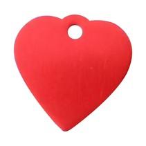Hartvormige penning Medium