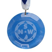 Glas  medaille