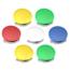 CombiCraft Blanco lockermunt of winkelwagenmunt  €1  formaat, per 100 stuks verkrijgbaar  in diverse kleuren