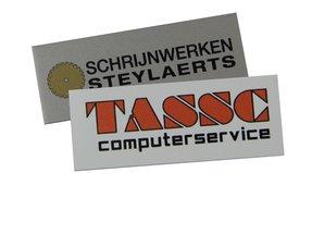 Pins, Logo's & Logoplaatjes