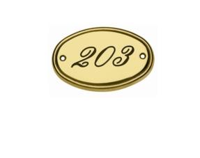 Deur- en kamernummers