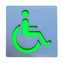 Invalide toiletbordje