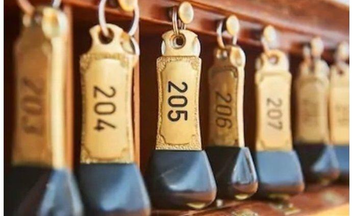 Voor iedere accommodatie een passende sleutelhanger