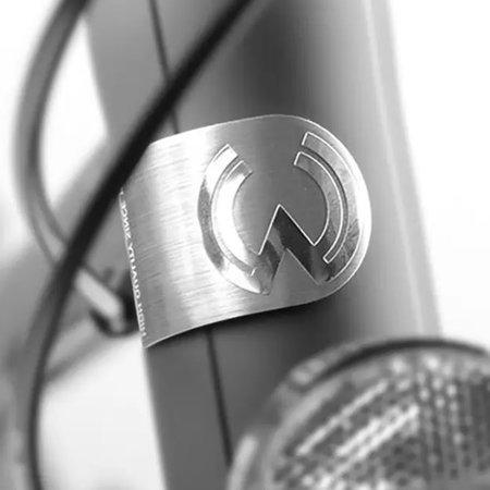 CombiCraft Conisch of gebogen logoplaatjes, mooi naar wens gebogen logo plaatjes