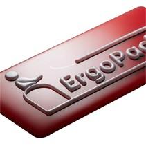 Chrosofix logo op PU-Plaatje