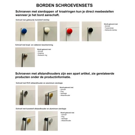 CombiCraft Bordje - Garderobe is voor eigen risico bordje in 4 talen 30x21cm