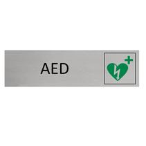 Aluminium Deurbordje AED