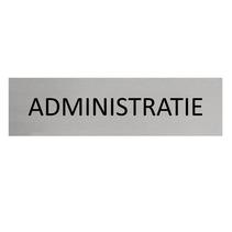 Aluminium Deurbordje Administratie