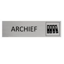 Aluminium Deurbordje Archief