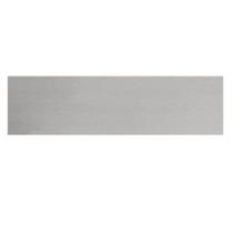Aluminium Deurbordje Blanco