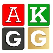3D Plexiglas Uitgesneden Letters / Blokken