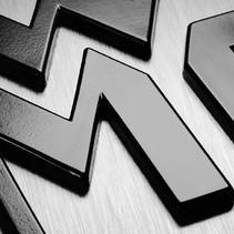Chrosofix 3d-logo's in kunststof buitenkwaliteit