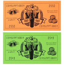 Consumptiebon als bankbiljet