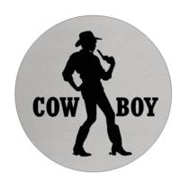 Toiletbordje Heren (Cowboy)