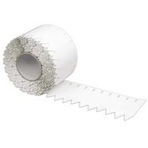 3000 PVC Steeketiketten in 17 x 100mm op rol.