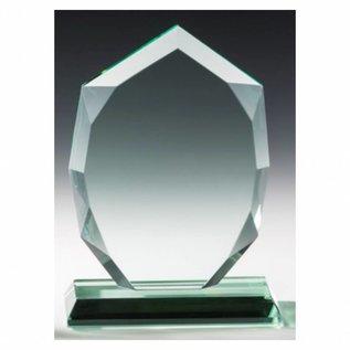 Glasbokaal, 220x150x12mm