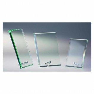 Bokaal van glas, 179x129x9mm