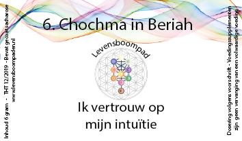 06 Chochma in Beriah