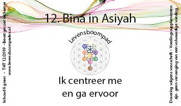 12 Bina in Asiyah
