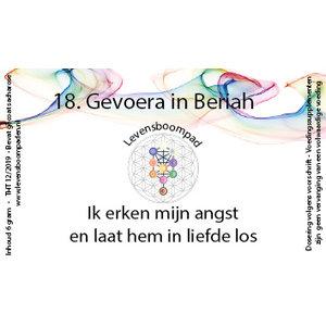 Levensboompaden 18 Gevoera in Beriah