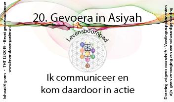 20 Gevoera in Asiyah