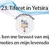 23 Tiferet in Yetsira
