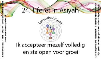 24 Tiferet in Asiyah