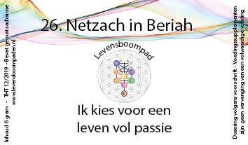 26 Netzach in Beriah