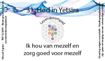 31 Hod in Yetsira