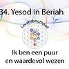 34 Yesod in Beriah
