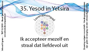 35 Yesod in Yetsira