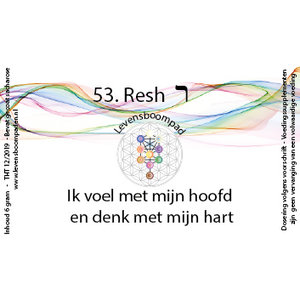 Levensboompaden 53 Resh