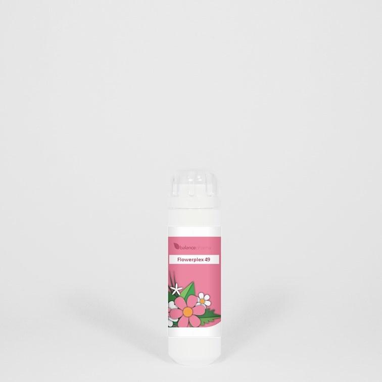 Flowerplex 049 Loslaten boosheid-energie