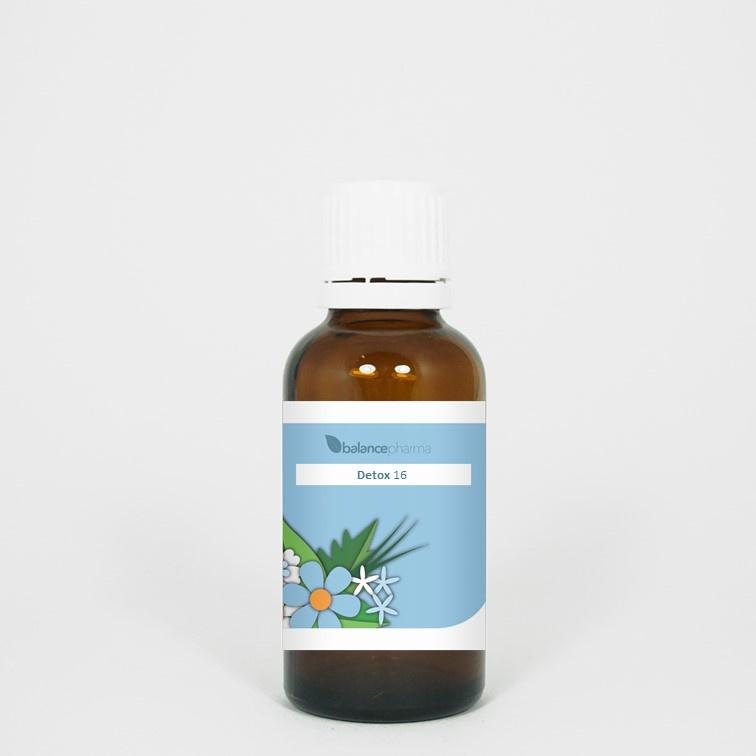 Detox 16 Regeneratie