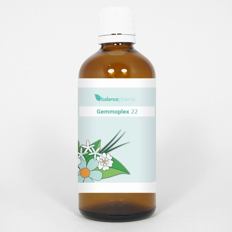 Gemmoplex 22 Endocrien man