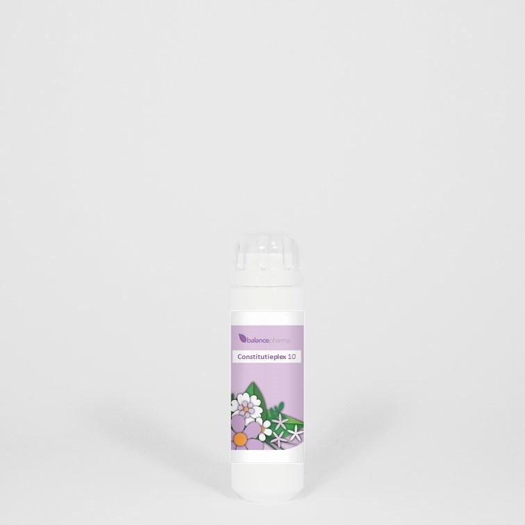 Constitutieplex 10 Calcium Fluor