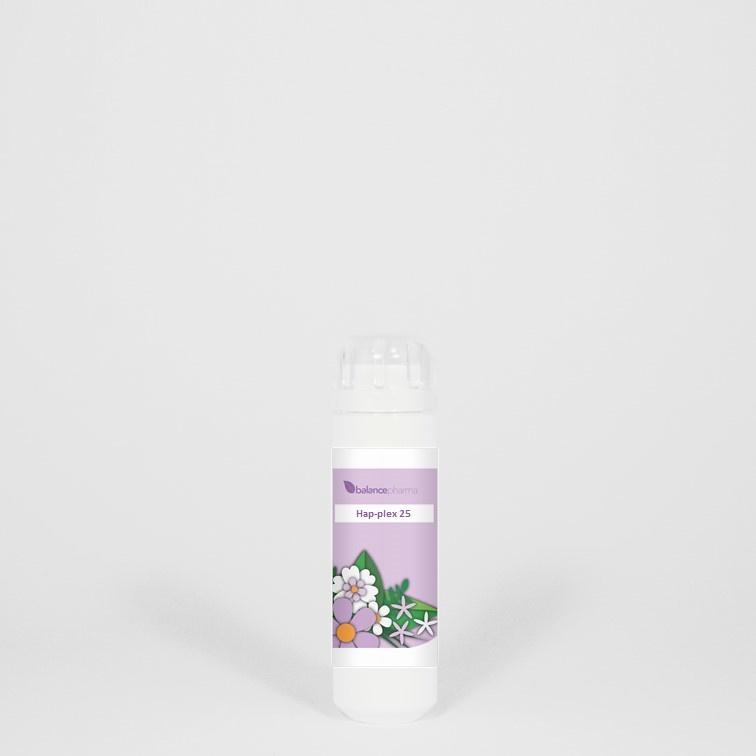 Hap-plex 25 Cafeïne