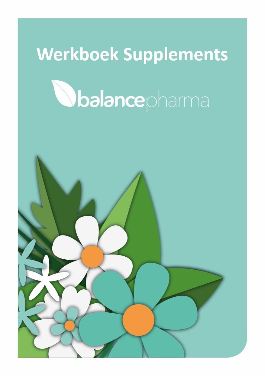 Werkboek Supplements