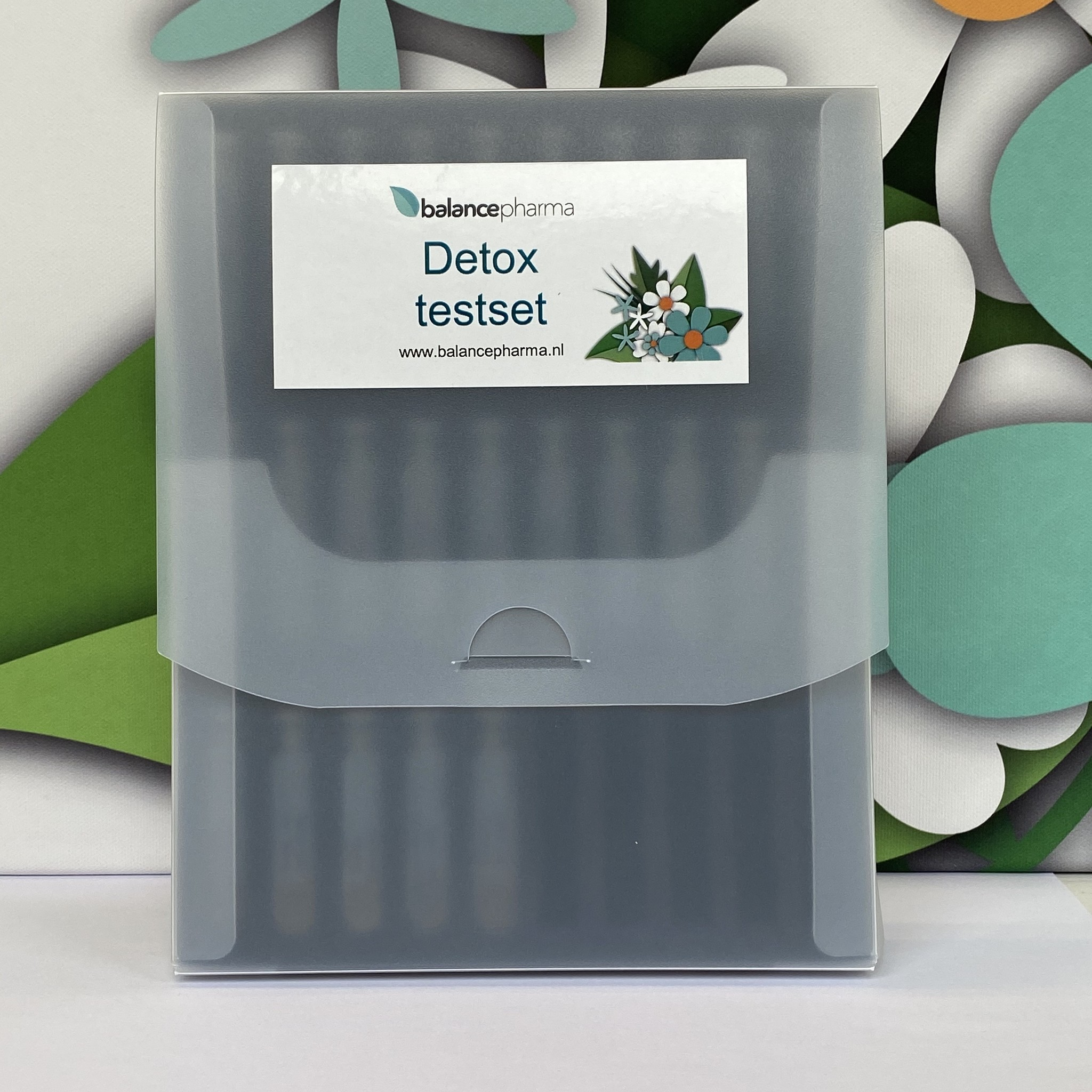 *Testset Detox Luxe