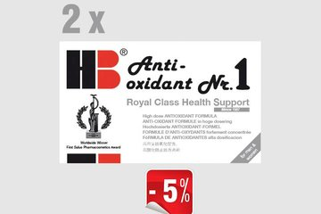 2 x HB Anti-oxidant Nr.1