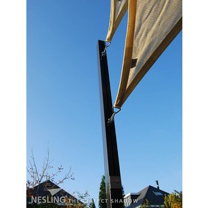 Nesling Paal met flex oog