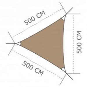 Umbrosa Ingenua driehoek  5 x 5 Solidum