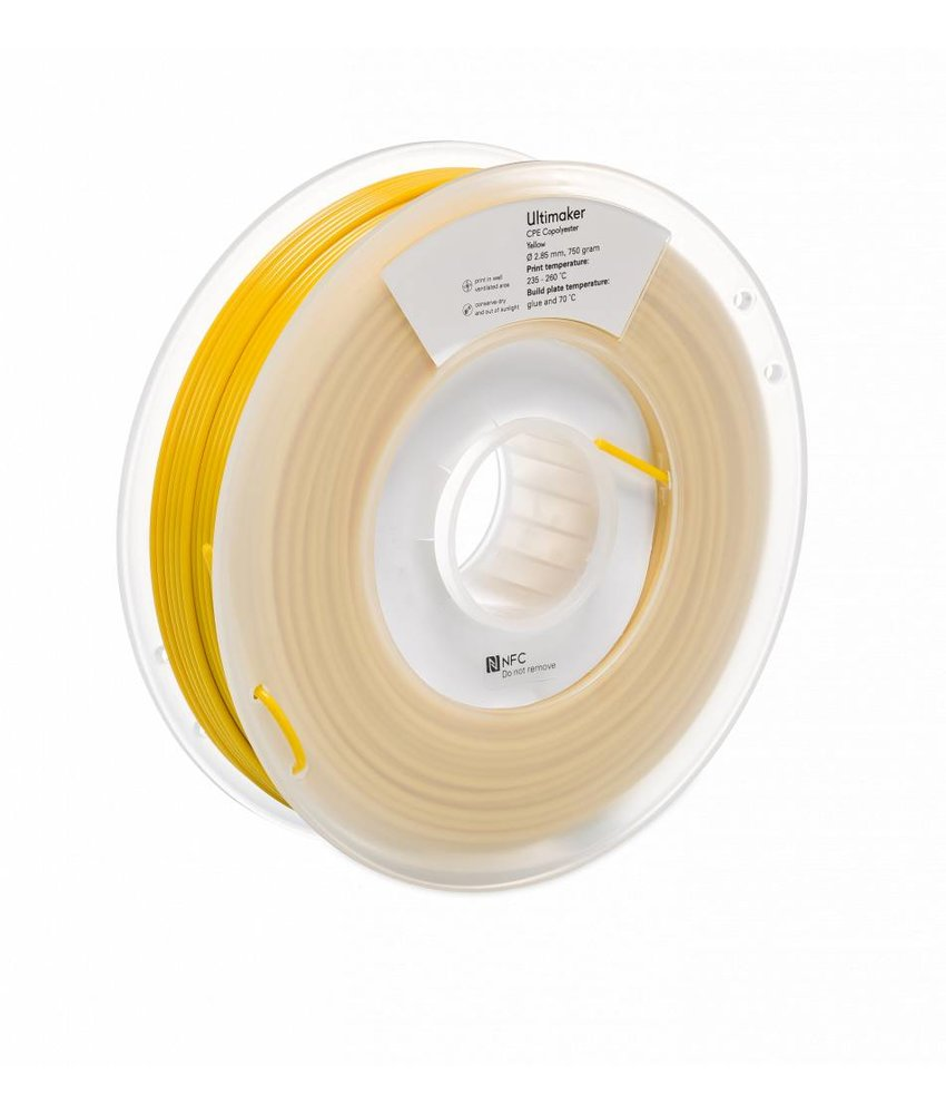 Ultimaker CPE Yellow (NFC) (#1637)