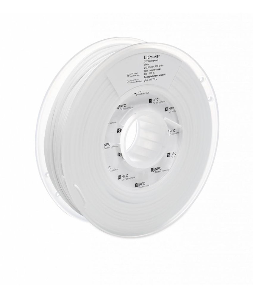 Ultimaker CPE White (NFC) (#1632)