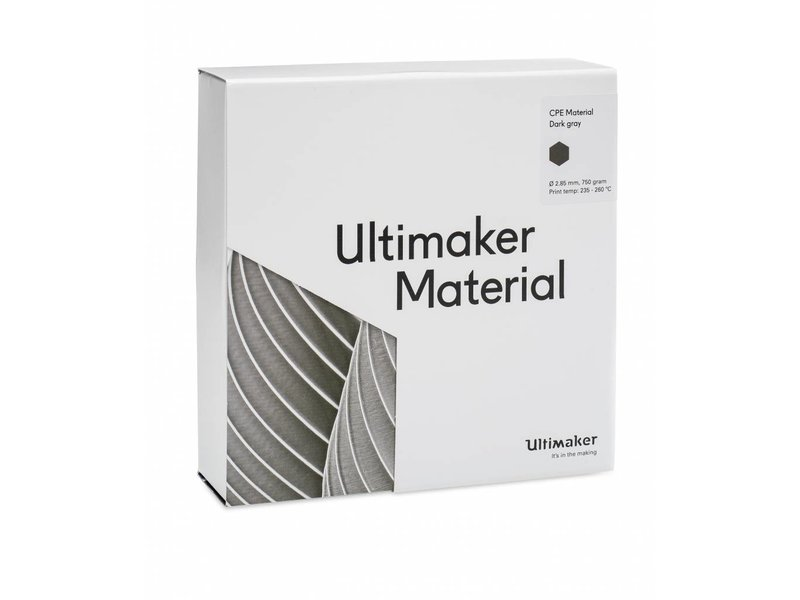 Ultimaker CPE Dark Gray (NFC) (#1634)