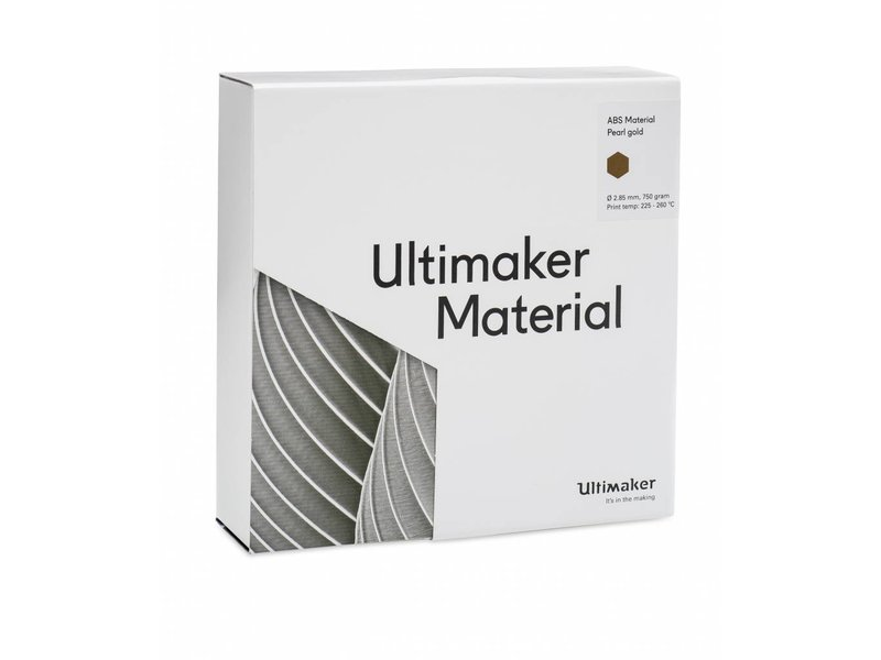 Ultimaker ABS Pearl Gold (NFC) (#1626)